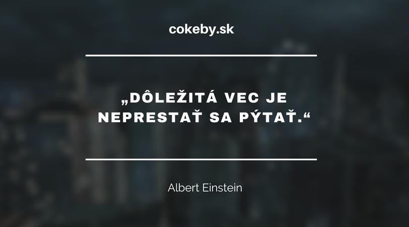 a67b22f7e Citát na dnešný deň - Pondelok - 30. 4. | cokeby.sk